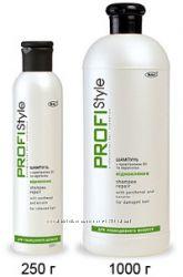 Шампунь для пошкодженого волосся PROFI Stile