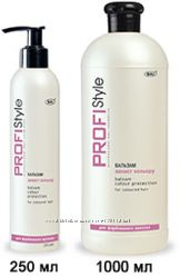 Бальзам для фарбованого волосся PROFI Stile