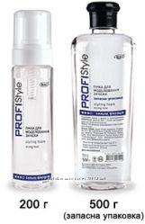 Пінка для моделювання зачіски PROFI Stile