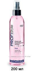 Спрей з блиском для моделювання зачіски PROFI Stile