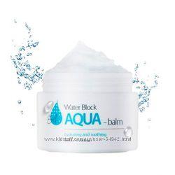 Увлажняющий крем-бальзам для лица The Skin House Water Block Aqua Balm