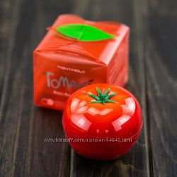 Массажная маска для лица Tony moly Tomatox magic white massage pack 80g