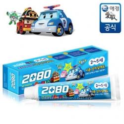Детская безопасная зубная паста 2080 Dentist Game Toothpaste