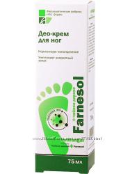 противогрипковая серия для ног  Farnesol от Эльфа