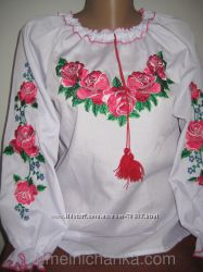 Вышиванки-вышитые юбки, батистовые блузки, низкие цены