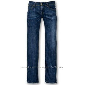 Новые Levis 570 Straight Fit, размер 25х32