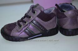 Демисезонные ботиночки Ecco р. 21  по стельке 13, 5 см