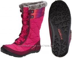 Сапоги Columbia Winter Boot, по стельке 22, 23, 24 и 25 см