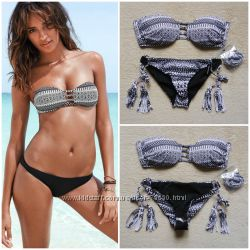Купальник Victorias Secret, оригинал, размер лиф M, плавочки XS