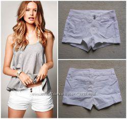 Белые шорты Victorias Secret, оригинал, размер 2 и 4, новые
