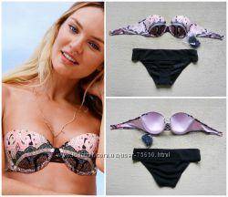 Купальник Victorias Secret, оригинал, размер лиф 80B, 75С, 36B, плавочки S