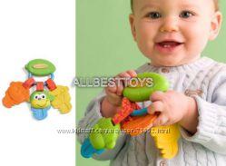 Infantino Monkey Keys Качественная игрушка из США