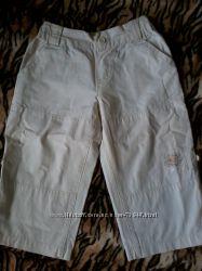летние брюки  капри Foxy, р. 18 мес.