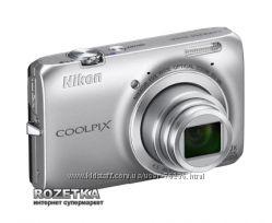 Полу-профессиональный фотоаппарат Nikon Coolpix S6300