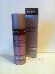 Спрей для гладкости и блеска волос жидкие бриллианты Estel