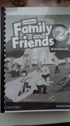 Family and Friends-2 2nd edition