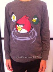 Водолазка катоновая Angry birds