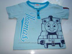 Обмен на пачку Барни футболки на мальчика, 6-12 мес