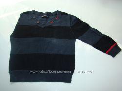 Джемпер свитер на мальчика, MARKS&SPENCER, 12-18 мес, 83 см