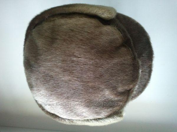 Распродажа Шапка из морского котика