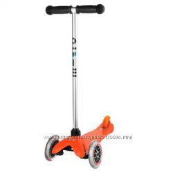 Самокат Micro Mini оранжевый по супер цене