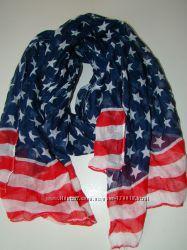 шарфы   платки   палантины
