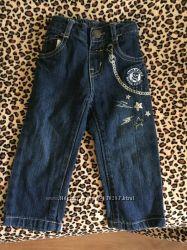 Наши фирменные штанишки и джинсы на 1-2года
