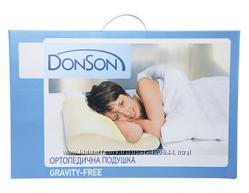 Подушка ортопедическая с памятью Gravity Free
