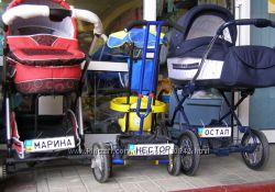 Номера на детские коляски