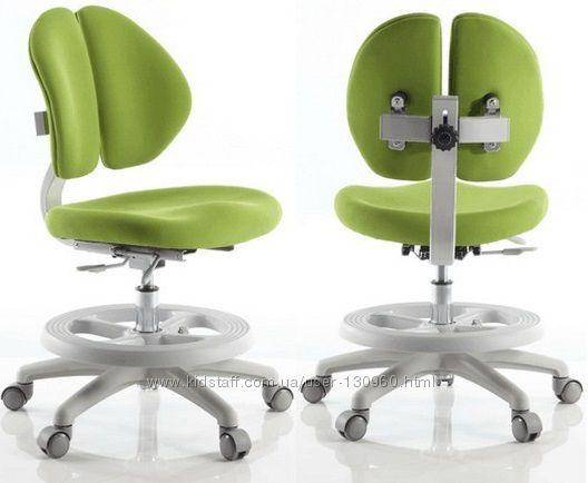 Детское кресло Mealux Duo Kid Y-616 с двойной спинкой - Новое Поколение