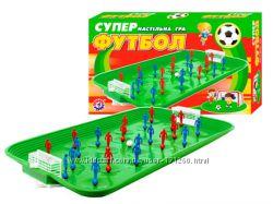 Футбол много разных игр