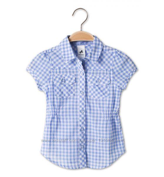 Новая блузка из Био хлопка р. 104 от Palomino C&A