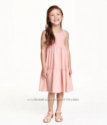 Новые платья-сарафаны фирмы H&M р. 98-104 в наличии разные расцветки