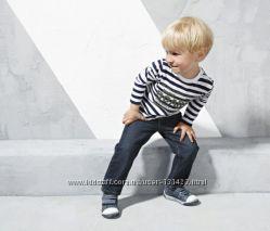 ТСМ Германия фирменные джинсики на мальчика 74-80см. всего 100