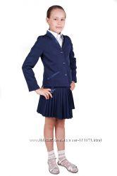 Школьный костюм пиджак с юбкой Жардин