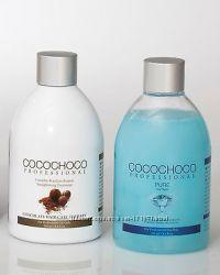 Акция COCOCHOCO Original keratin treatment 250ml  и COCOCHOCO Pure 250ml