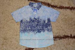 рубашки на мальчика 8-10 лет рост 128-140 см