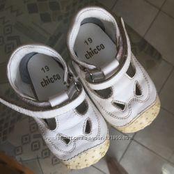 Обувь чикко на лето 19 размер