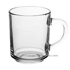 Чашки Luminarc. Ударостійке скло.