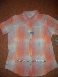 Пролет - Новая  женская рубашка Columbia размер М Omni-shade UPF 15