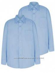 Акция Школьные рубашки для мальчиков.