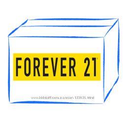 Forever 21 Форева 21 выкупаю с учетом купонов