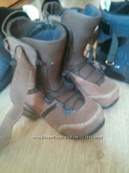 Ботинки ботиы для сноуборда.  Унисекс
