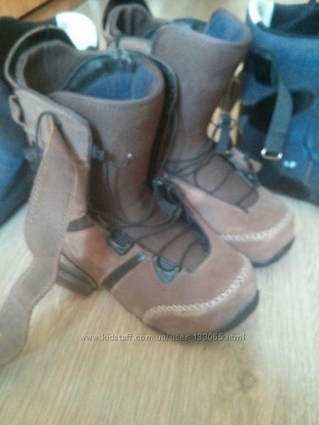 Ботинки боты для сноуборда.  Унисекс