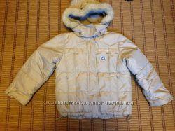 Куртка - пуховик  SELA, отличное состояние, р. 110