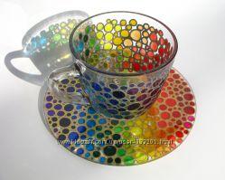 Оригинальные подставки под чашки