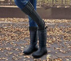 Носки вкладыши в резиновые сапоги флисовые 35-38 Tchibo Германия