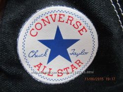 Высокие и низкие кеды Converse All Star Конверсы. Разные цвета и размеры.
