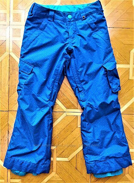 Полукомбинезон штаны Burton р.122-135