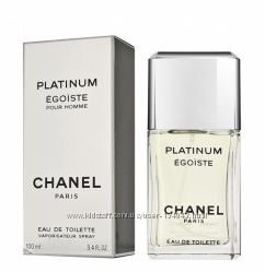 CHANEL Egoist Platinum edt 100 мл - лицензия отличного качества